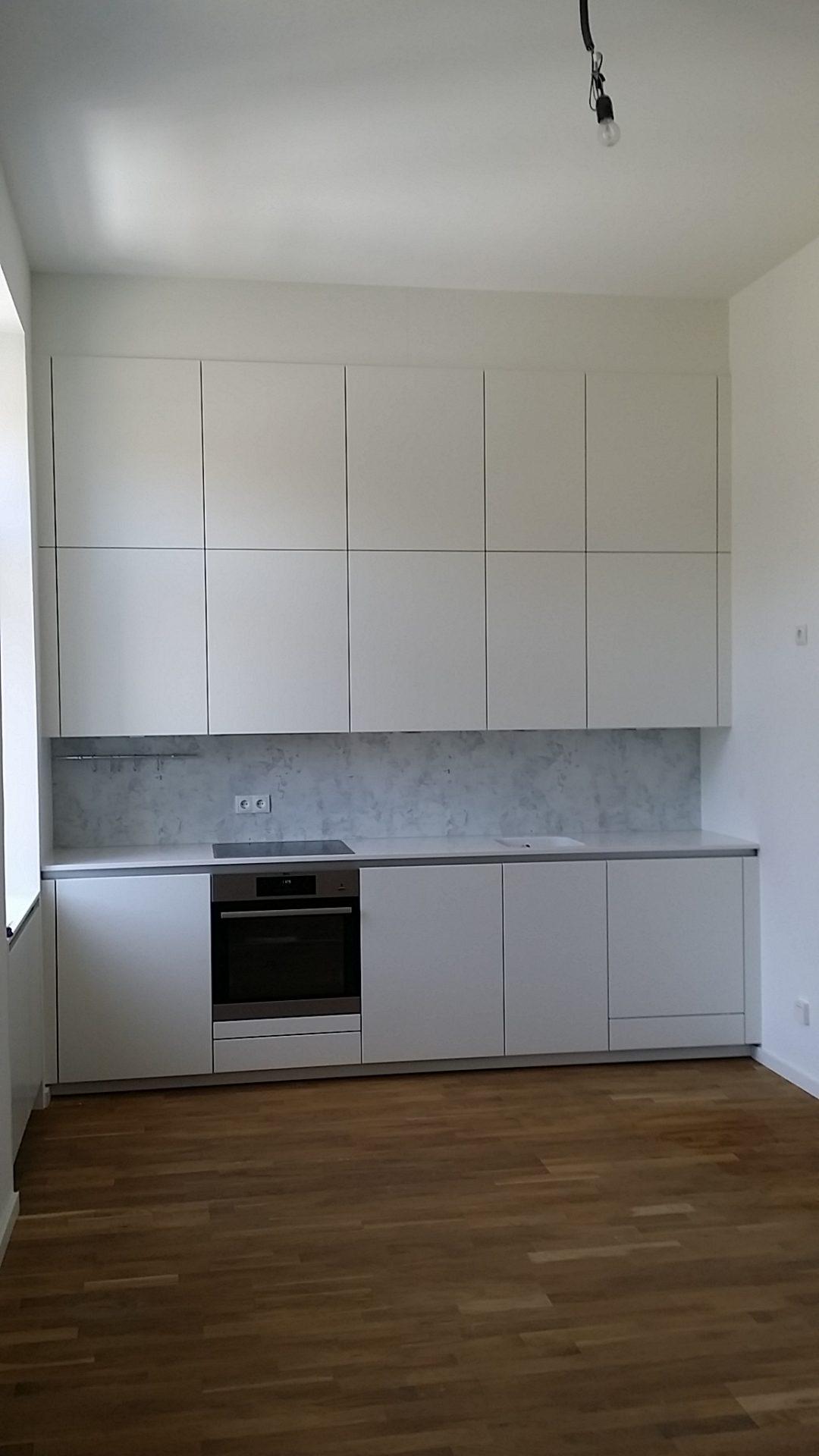 Deckenverbau mit maximalem Stauraum (Wien)